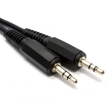 3.5mm Male Audio Jack Plug to Plug Stereo Mini AUX Cable 20m