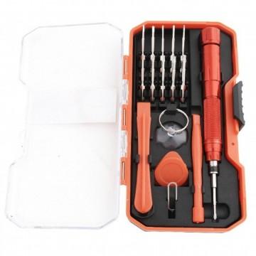 Precision Screwdriver Set Mobile Phone or Tablet Repair/Opener 17 Pcs