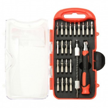 Precision Screwdriver Set 23 Piece Philips / Pozi / Slotted /...