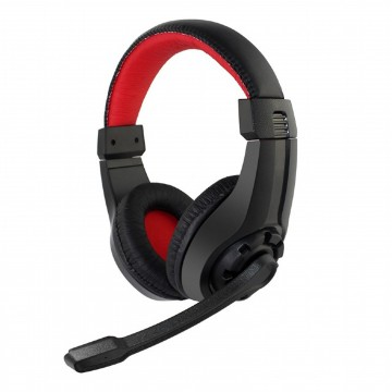 GMB PC Gaming Headset with Microphone Boom Arm & Volume Control