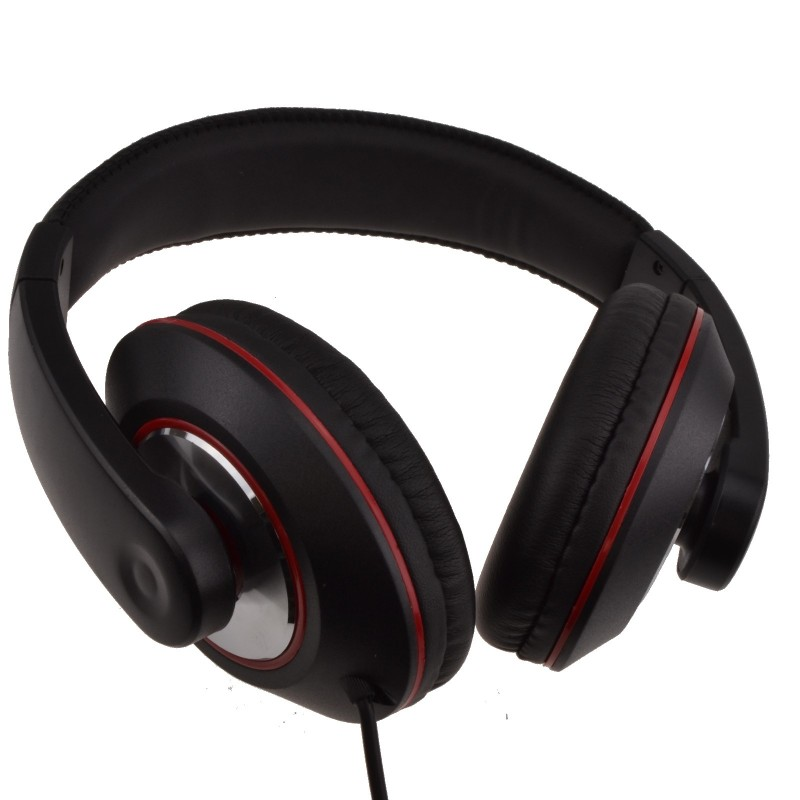 USB Music Headphones for PC/Laptop/Mac with Adjustable Headband