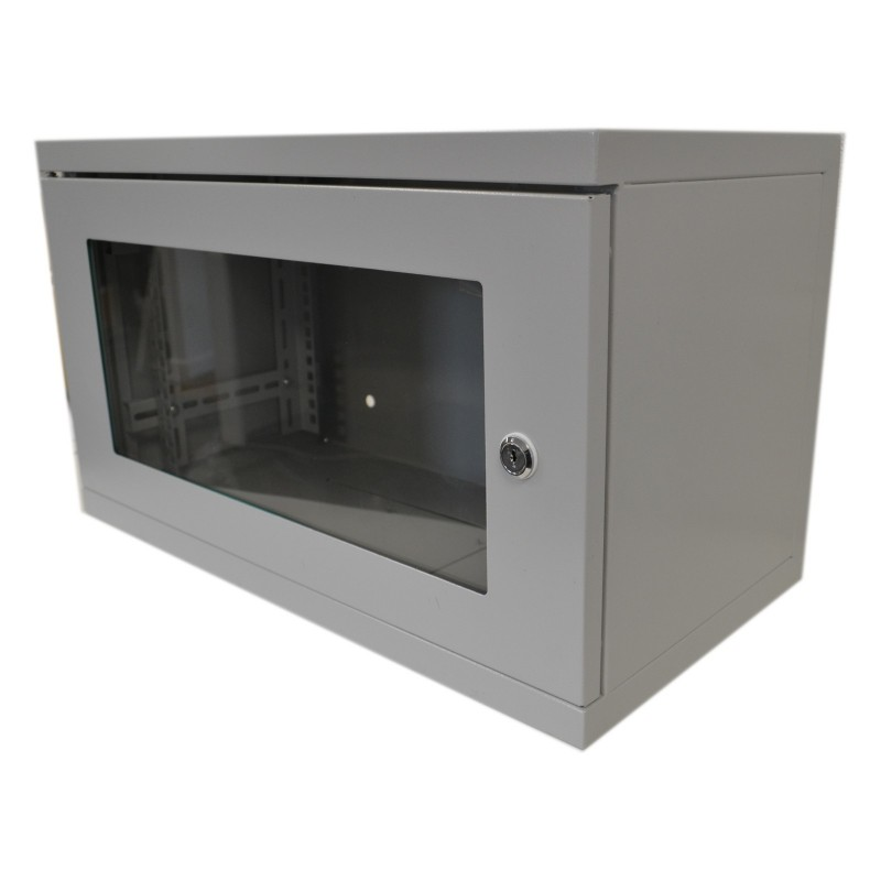 Data Cabinet for Rack Mounted Networking Small 6U Wall Mounting 280mm
