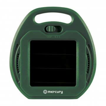 Solar Powered Portable Pest Bug Repeller Mosquitoes/Fleas/Cockroaches
