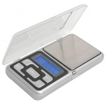 Mercury Digital Pocket Scales 300g Large Blue LCD Display...
