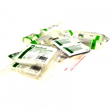 Refill Pack for Statutory Standard 1-10 Persons First Aid...