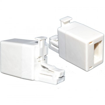 BT 431A Socket to 4 Wire Quick Release RJ11 Male Telephone...