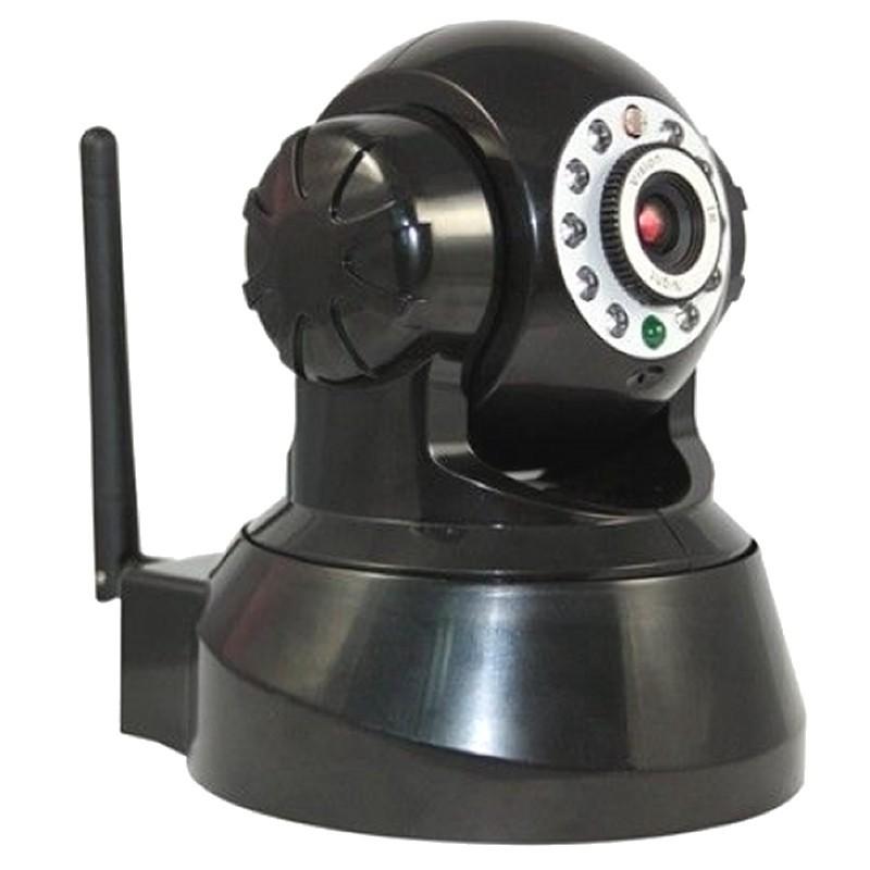 Wireless IPCam Pan Tilt Indoor CCTV Security IP Camera Webcam 300k