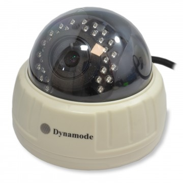 Wireless IP Camera 720p Dome 25m IR Smart Phone Ready with Zoom