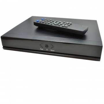 CCTV 4 NVR Channel Network Video Recorder with VGA and HDMI...