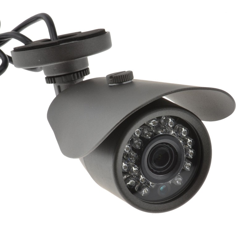 AHD 1080p Indoor or Outdoor Day Night 4 in 1 CCTV Bullet Camera 20m IR
