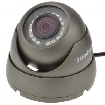 B-Sec 4MP MegaPixel 4 in 1 Indoor Outdoor CCTV Dome Camera 20m IR