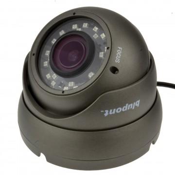 B-Sec 4MP Varifocal 4 in 1 Indoor Outdoor CCTV Dome Camera 30m IR