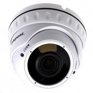 Varifocal SONY CMOS 1080 4 in 1 CCTV Security Dome Camera 30m...