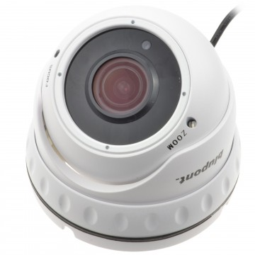 STARVIS Varifocal 1080P CCTV 4 in 1 Security Dome Camera 30m IR White