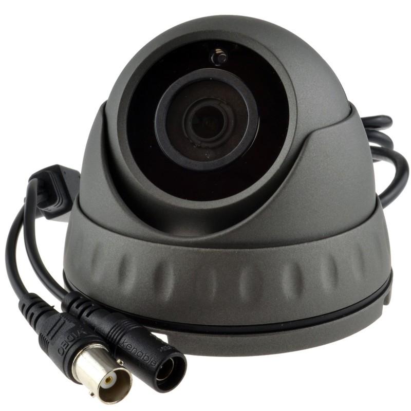 CCTV FULL 1080p AHD Dome/Turret Camera Day/Night 3.6mm 20m IR Grey