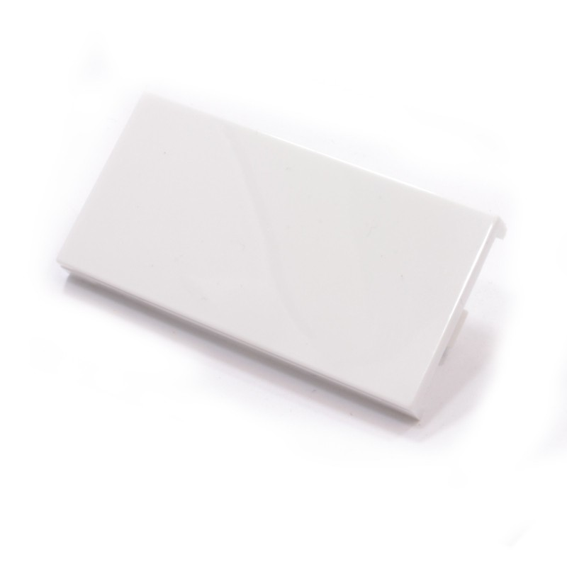 50mm x 25mm Blanking Plate / Insert for Face Plates