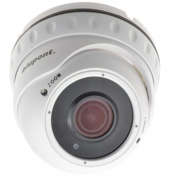 STARVIS Varifocal 1080P CCTV 4 in 1 Security Dome Camera 30m...