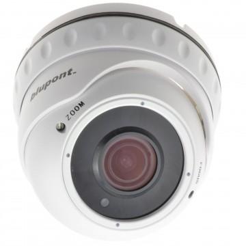 STARVIS Varifocal 1080p vidéosurveillance CCTV 4 En 1 Sécurité...