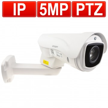 encam vidéosurveillance CCTV IP 5MP PTZ Pan Incliner Zoom 10x...