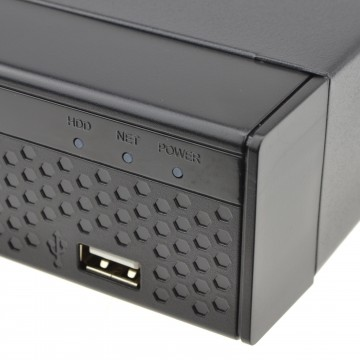 NVR 8 Channel & POE Power Over Ethernet Switch for 5MP IP Cameras