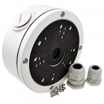CCTV Universal Mounting Junction Box & Glands for Cameras...