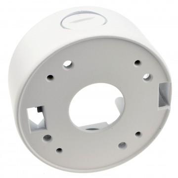 CCTV Camera 42mm Back Box Universal Mounting Deep Base White
