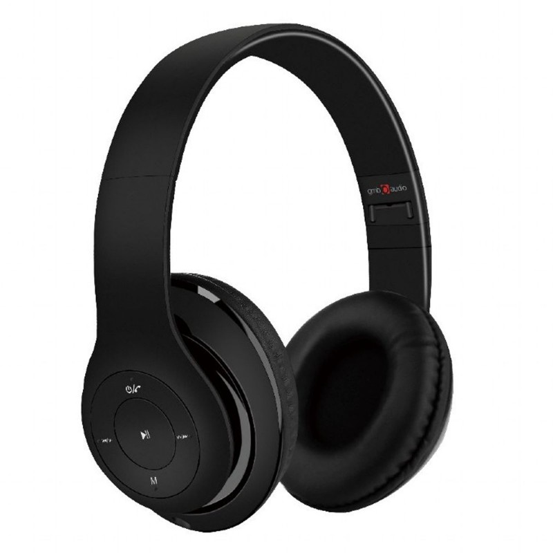Bluetooth Wireless Stereo Headset Long Life Headphones with Microphone
