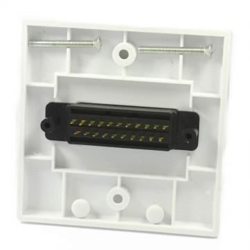 Ethernet Network Economiser Adapters RJ45 Cat5e (2x Data Port)[2 Pack]