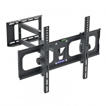Dual Arm Tilt and Swivel TV Wall Mounting Bracket 32 to 65...