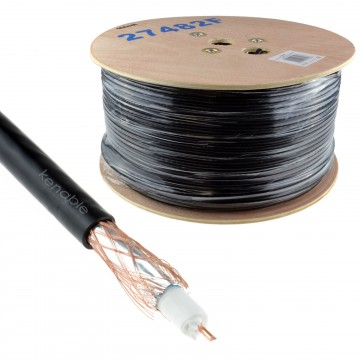RG6 Digital TV Satellite Aerial Coax Cable for Sky Freesat...