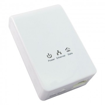 Newlink 500Mbps Single Ethernet Powerline Homeplug