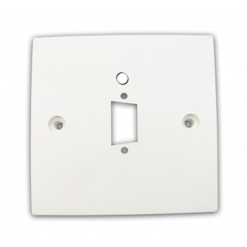 Pre Drilled Mounting Wall Faceplate for SVGA & Audio Panel Mounts