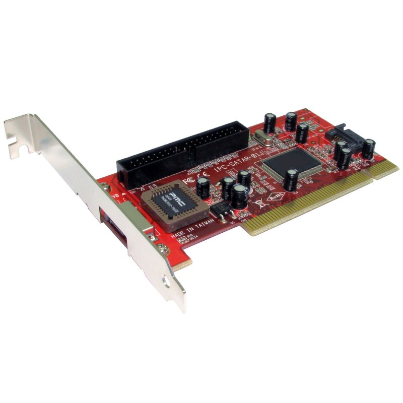 Newlink Serial ATA PCI Host Card - 1 internal port + 1 external