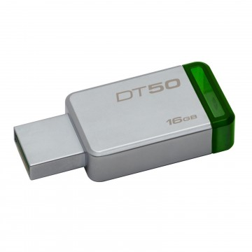 Kingston  16GB DataTraveler50 USB 3.0 Flash Storage Pen Drive  DT50/16GB