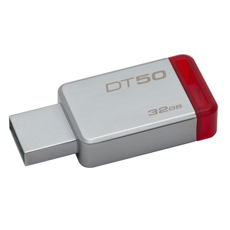 Kingston  32GB DataTraveler50 USB 3.0 Flash Storage Pen Drive DT50/32GB
