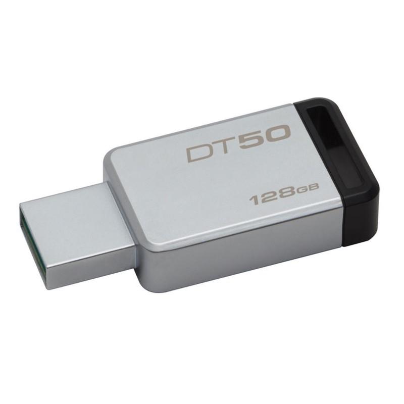 Kingston 128GB DataTraveler50 USB 3.0 Flash Storage Pen Drive DT50/128GB