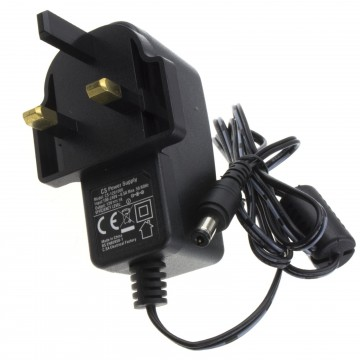 Videoüberwachung CCTV Kamera 12v 1a 1000ma PSU 2,1 mm DC...