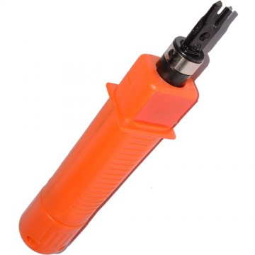 Newlink Adjustable Impact Punch Push Down Tool for IDC Terminals