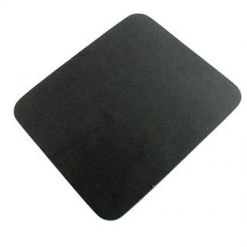 Black Mouse Mat 6mm Foam Backed