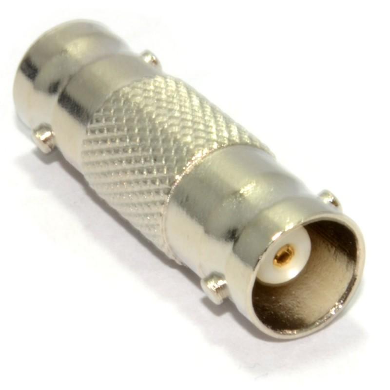 BNC COUPLER Double Ended Female Socket Adapter