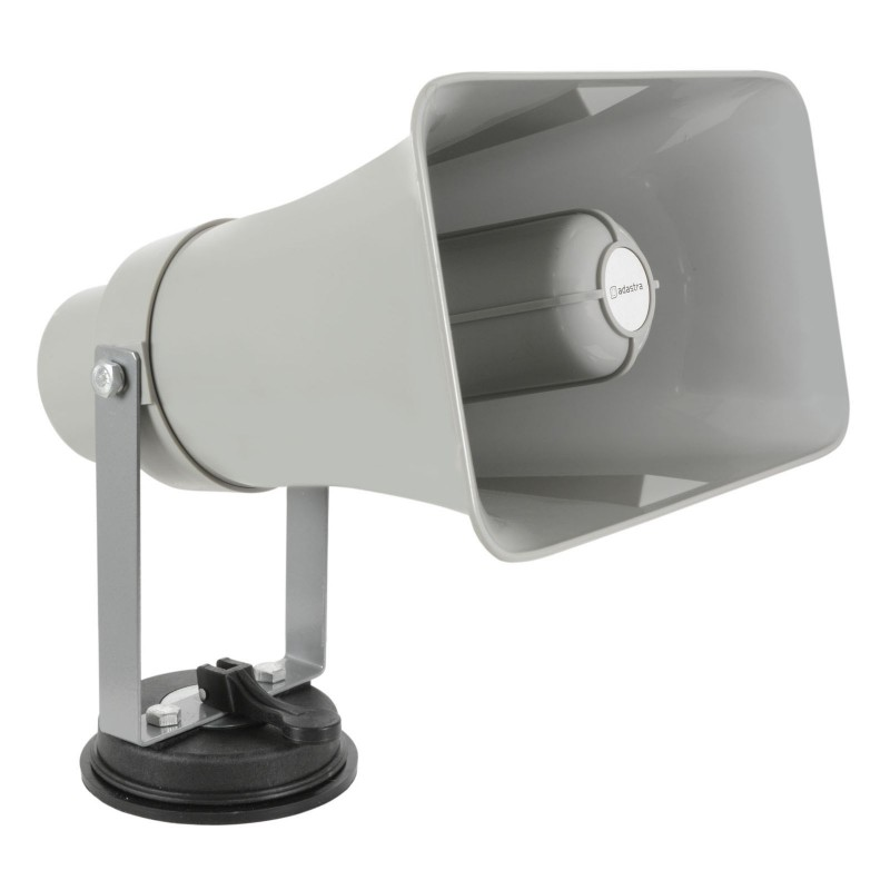 Vehicle Megaphone with USB/SD Player and Looper (25W max) Weatherproof