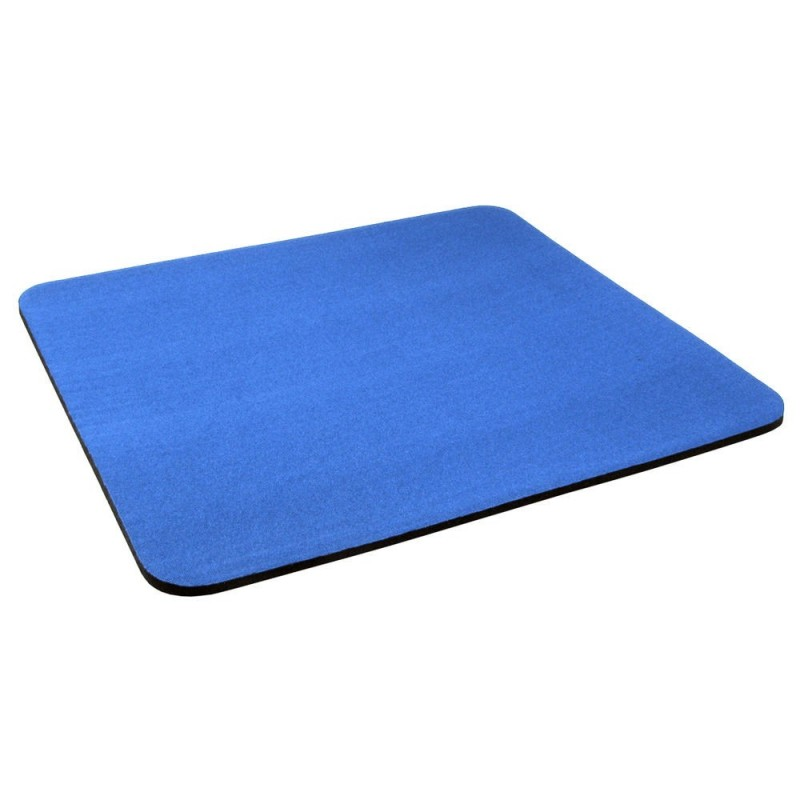 Blue Mouse Mat  6mm Foam Backed