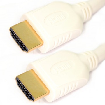 HDMI 1.4 High Speed Cable for 3D TV with Ethernet GOLD  1.5m