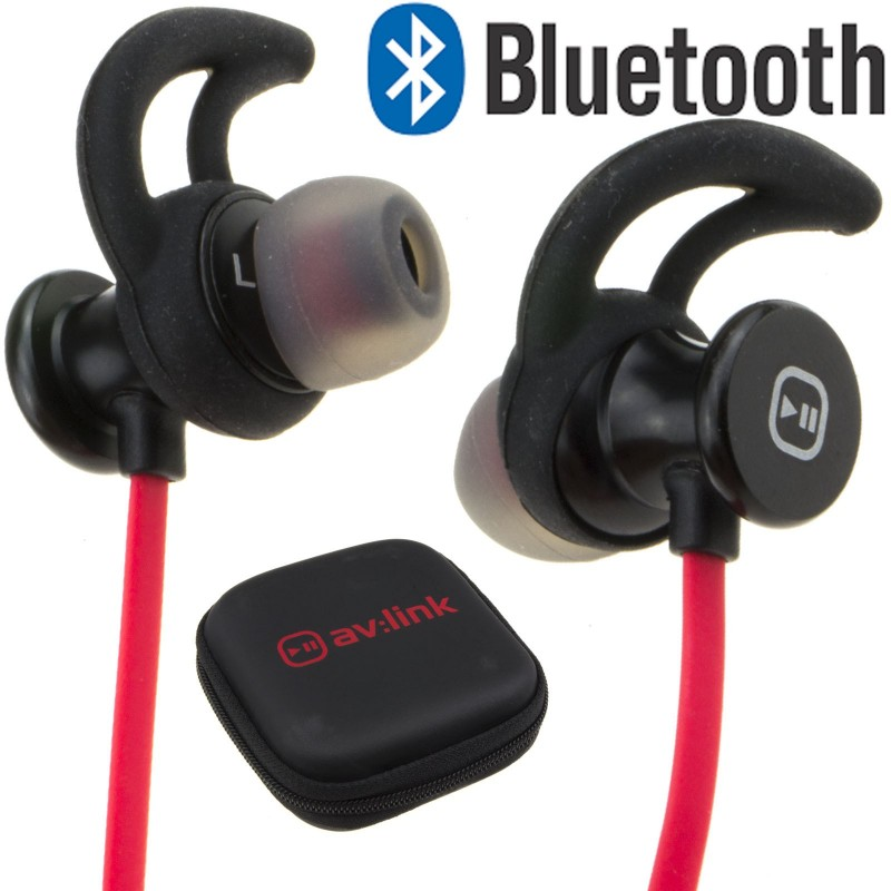 JOGS Splashproof Wireless Bluetooth Sports Earphones for Running/Gym/Cycling