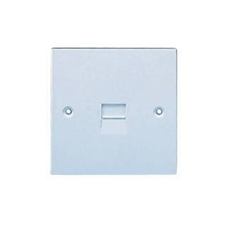 BT Plug 3/4A Master Home Telephone Wall Socket Face Plate