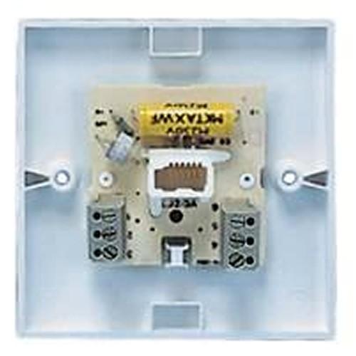 Genuine BT Téléphone Maître unique Socket Face Plate LJU2//4A Master Outlet