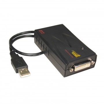 Rextron xtraViU VCUD-20 USB to DVI Video Adapter for Dual Display