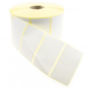 Easy Peel Printing Product Labels Reel 57 x 32mm [2100 Labels]