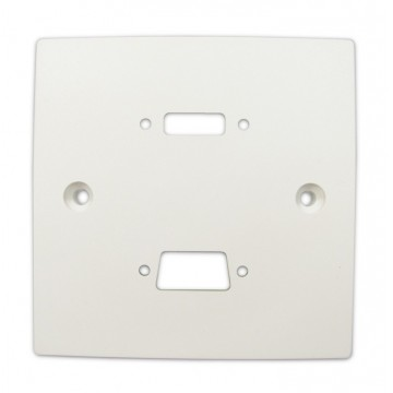 Pre Drilled Mounting Wall Faceplate for HDMI & VGA Panel Stubs...