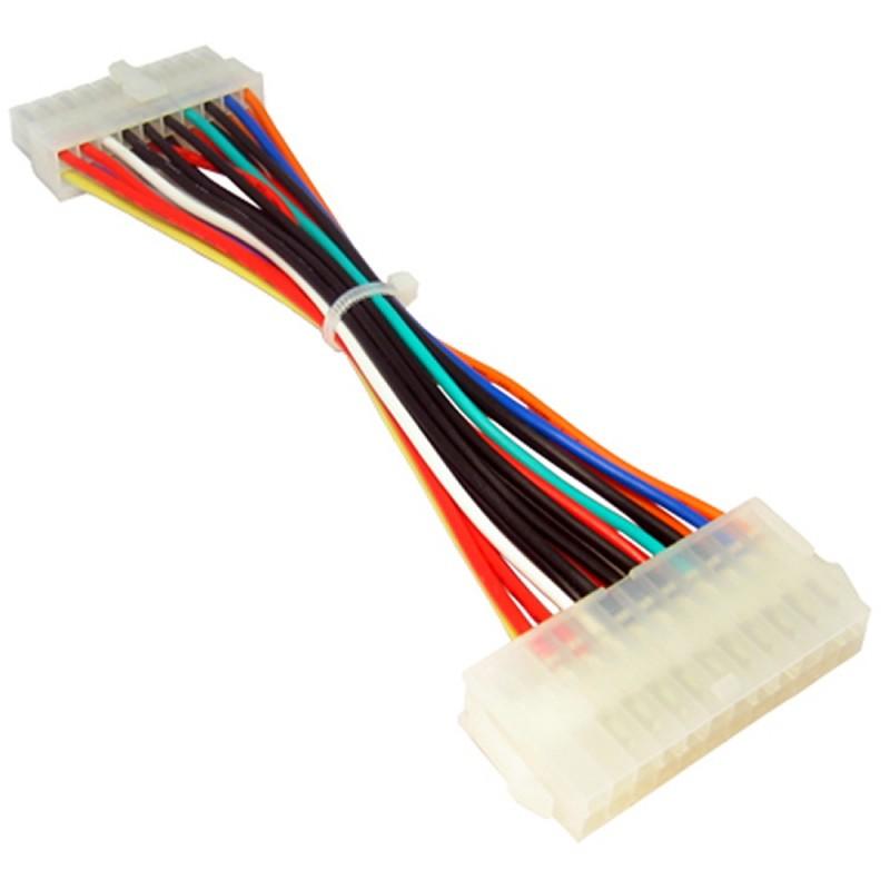 ATX Power Adaptor 24 Pin Female to 20 Pin Male Adapter